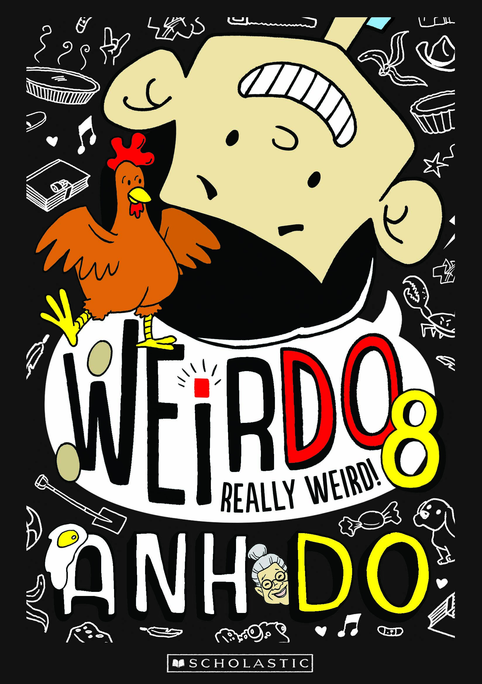 Anh Do - Weirdo 8 Book