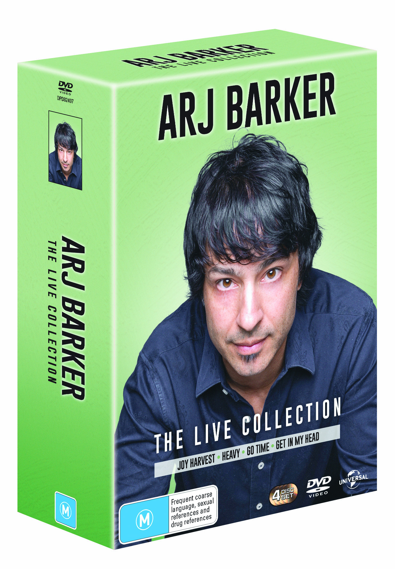 Arj Barker - The Live Collection