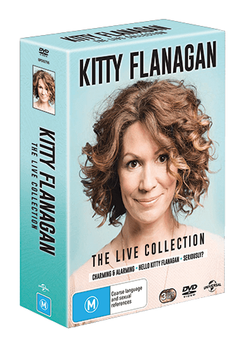 Kitty Flanagan - The Live Collection Triple Pack