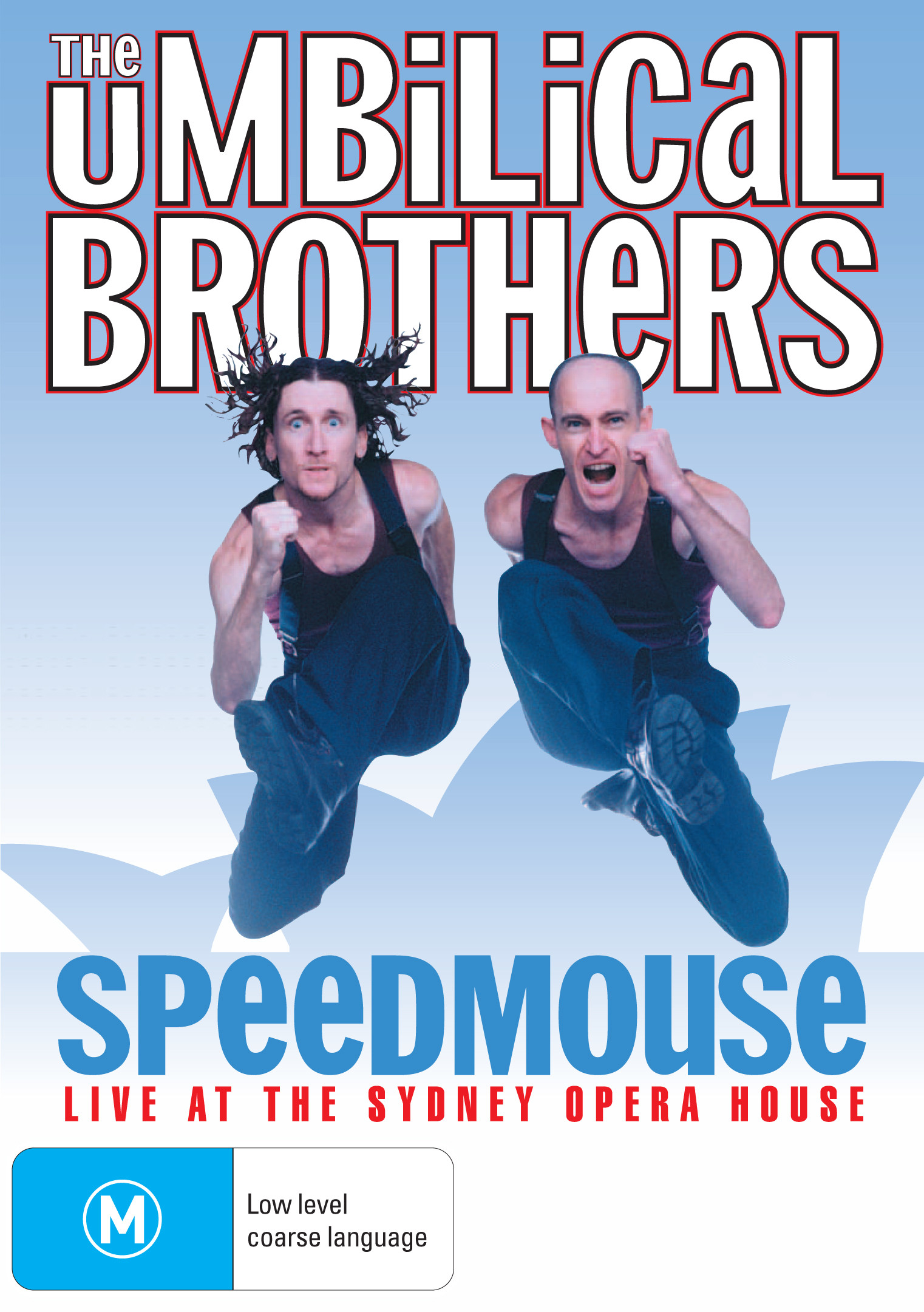 Umbilical Brothers - Speedmouse DVD