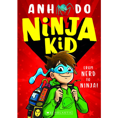 Anh Do - Ninja Kid Book