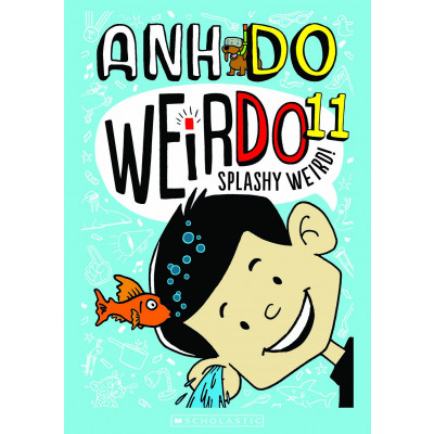 Anh Do - Weirdo 11 Book