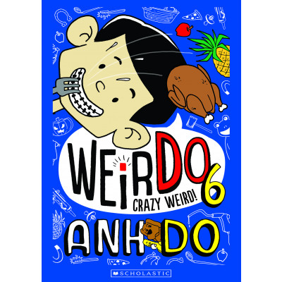 Anh Do - Weirdo 6 Book