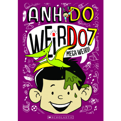 Anh Do - Weirdo 7 Book