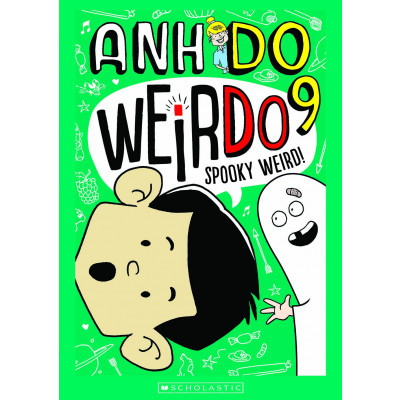 Anh Do - Weirdo 9 Book