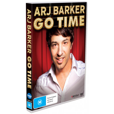 Arj Baker - Go Time DVD