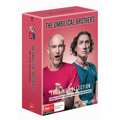 The Umbilical Brothers - Box Set