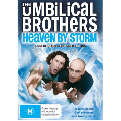 Umbilical Brothers - Heaven By Storm DVD