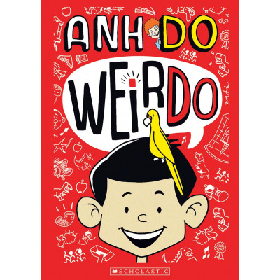 Anh Do - Weirdo 1 Book