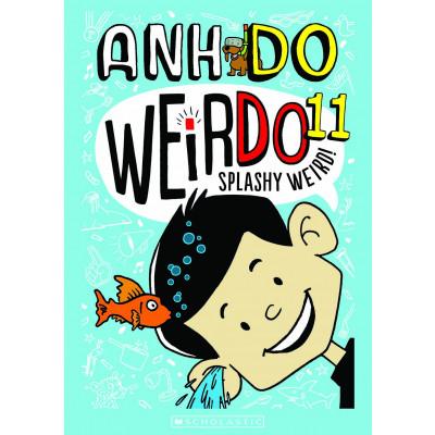 Anh Do - Weirdo 11 Book
