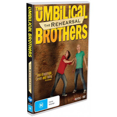 Umbilical Brothers - The Rehearsal DVD